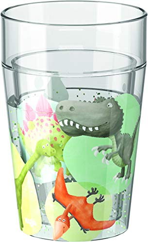 HABA Glitzerbecher Dinos 305140