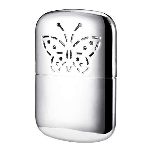 Wowlela Taschenofen Benzin - Taschenwärmer/Handwärmer Taschenhandwärmer, perfekt für Camping, Angeln