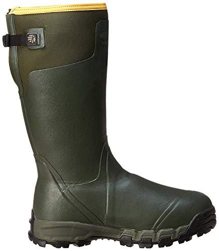 LaCrosse Men's Alphaburly Pro 18″ 800G Waterproof Hunting Boot