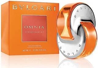 bvⅼgari/bv|gari Omnia Indian Garnet Eau De Toilette Spray for Women 2.2 oz (65 ml)