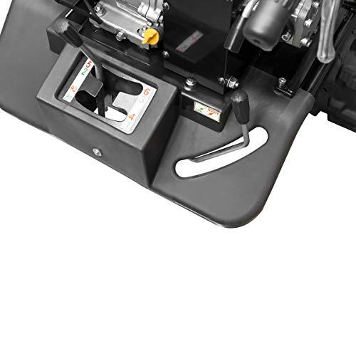 Zipper Mini Dumper ZI-MD500HS mit Kipphydraulik, Raupendumper, Motorschubkarre Kapazität bis 500 kg, Neu – mit stärkeren Motor - 5