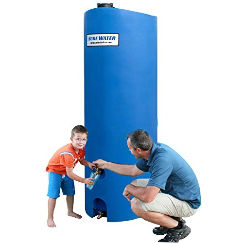 260 Gallon Emergency Water Storage Tank