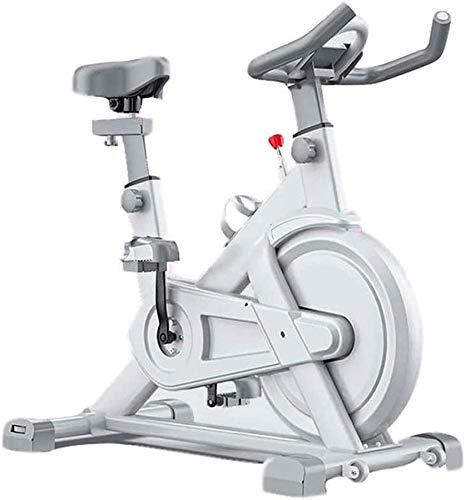 Wghz [Promozione 2021] Bici da Allenamento, Cyclette stazionaria da Interno per Allenamento Cardio Professionale, Allenamento Cardio da casa Indoor