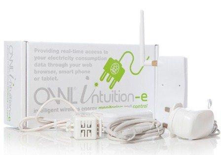 Intuition-e 3-Phasen-Energiemessgerät OWL (große Pinsel)