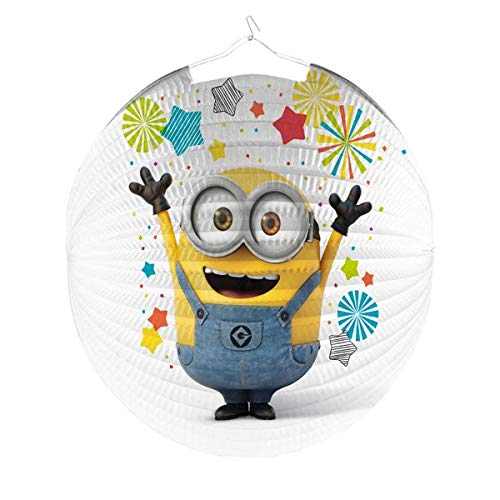 amscan Minions Laterne