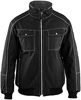 Blaklader Workwear Pilot Jacket Black