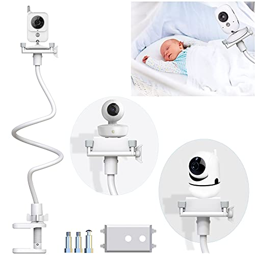 EYSAFT Babyphone Halterung,Kamera Halterung Universal Baby Kamera Handyhalter, Baby Monitor halter,Flexible Kamera Ständer für Kinderzimmer Kompatibel mit den meisten Babyphone