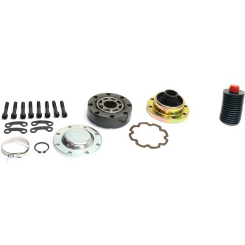Driveshaft CV Joint compatible with Wrangler (Jk) 07-13 Includes Boot Lock Tie And Grease