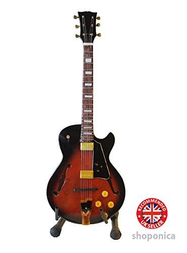 Mini guitarra de colección - Replica mini guitar - Byrds - Roger McGu