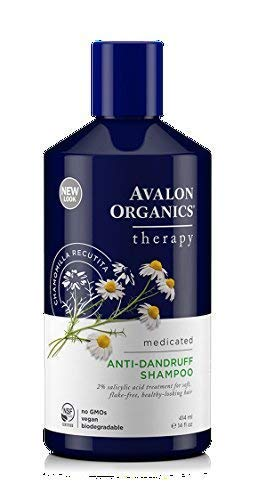 Avalon Organics Therapeutic Hair Care Medicated...