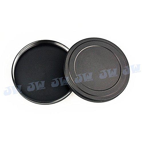 JJC SC-77 - 77mm Schraub-Filterkappen (Filtertasche, Filter-Schutzkappe, Deckel)