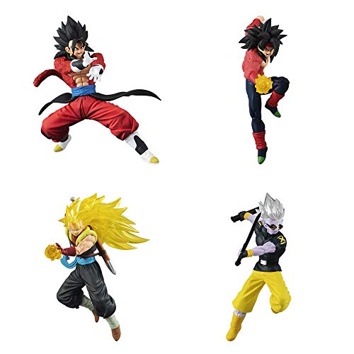 Gashapon Dragon Ball Super Vs Dragon Ball 13 Set