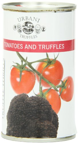 Urbani Truffles Truffle Thrills, Tomatoes and Truffles, 6.4 Ounce Can