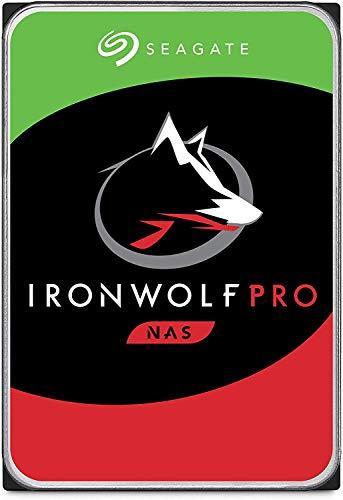 Seagate IronWolf Pro, 6TB, NAS, Unidad de disco duro interna, HDD, 3.5