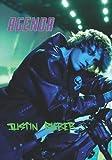 Agenda Justin Bieber: Justin Bieber Agenda 2021 - 2022 pour rentré scolaire pour garçon fille cadeau