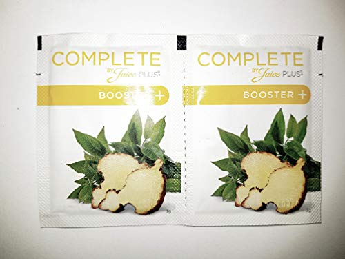 Juice Plus+ Boosters 20 day trial. 20 sachets
