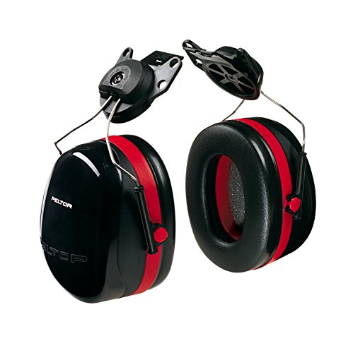 3M H10P3E  Peltor Optime 105 Helmet Attachable Earmuff, Ear...