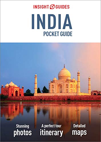 Insight Guides Pocket India (Travel Guide eBook) (Insight Pocket Guides) (English Edition)