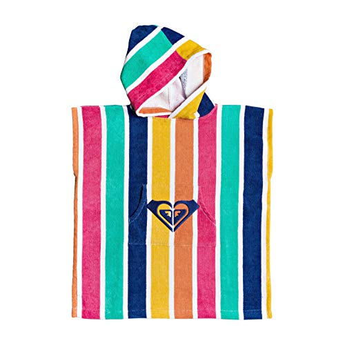 Roxy Stay Magical - Surf Poncho - Surf-Poncho - Mädchen 2-7 - ONE Size - Blau