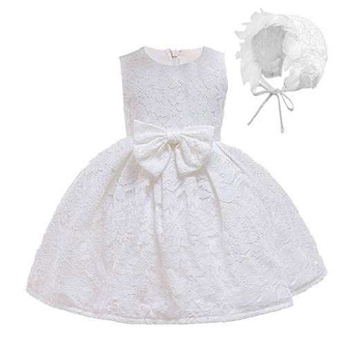 LuckyGirls Dress Little Girl Elegant Princess Princess Carnival Dresses Ceremony Girls Little Girls Dresses Bride Casual Party Sleeveless Dress