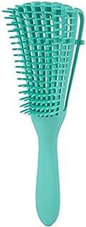 Scalp Massage Comb, Comb Tangled Comb, Hair Comb Hair Comb (Color : Dark Green)