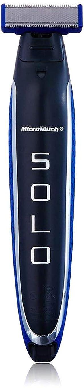 矢野菜祭り[(マイクロタッチ) Micro Touch] [Micro Touch SOLO Rechargeable Shaver, Trimmer and Edger/SOLO充電式シェーバー、トリマー、エッジガー] (並行輸入品) [並行輸入品]