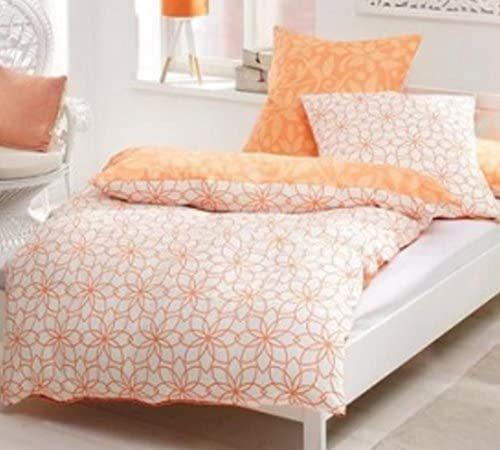 Home Affair (Heine-Home) Mako-Satin 135x200 Bettwäsche 4-TLG. 4-teilig (871587) Cotton Made in Africa