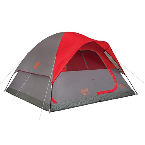 Coleman Flatwoods II 6-Person Dome Tent