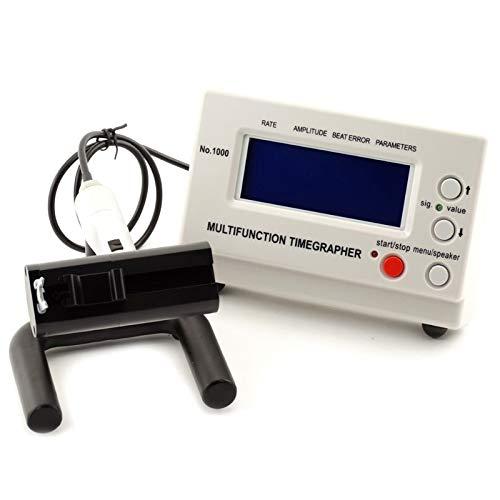 TOOGOO Nr.1000 Mechanischer Uhrentimer, Multifunktion Uhrentimer Time Grapher EU Stecker