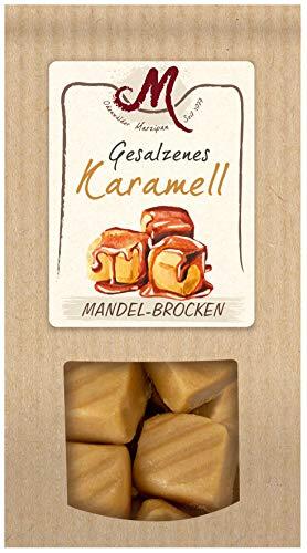 Odenwälder Marzipan Karamell Mandel Brocken 200g