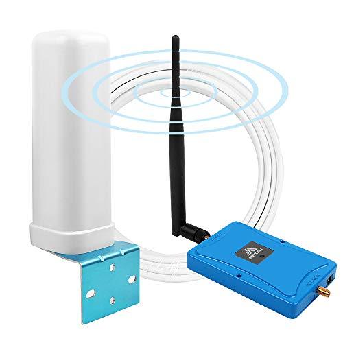 ANYCALL LTE Handy Signalverstärker für O2 T-Mobile Vodafone 800MHz Band 20 70dB 4G Mobiltelefon Verstärker LTE Repeater