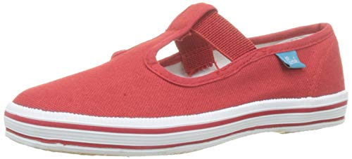 Beck Bubble Gummers Unisex-Kinder Basic Multisport Indoor Schuhe, Rot (Rot 07), 26 EU