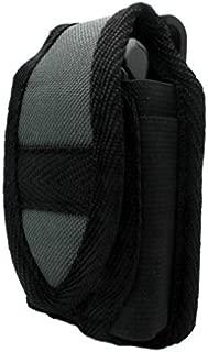 Nite-Ize Cargo Case Rugged Canvas Cover Belt Clip Holster for AT&T Motorola ROKR EM330 - AT&T Motorola Tundra VA76r - AT&T Nokia N75