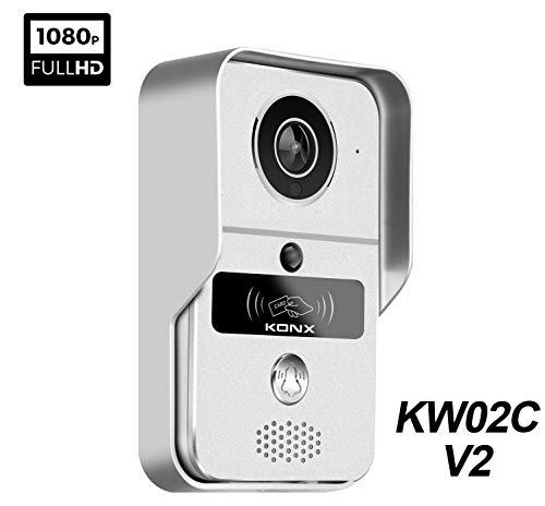 KONX KW02C V2 1080P WiFi, Cloud, RFID