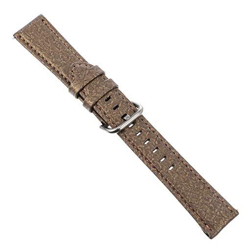 Baluue Correa de Reloj de Cuero Vintage Correa de Repuesto para Hombres para Mujeres Compatible con Galaxy Watch Active 2 (20Mm) Colores Surtidos