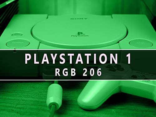 RGB206 :: Getting the Best Picture from your PlayStation 1 Games