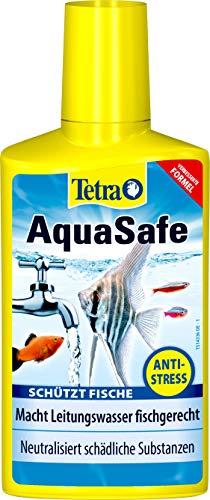 Purificador de agua AquaSafe de Tetra Aquasafe, para