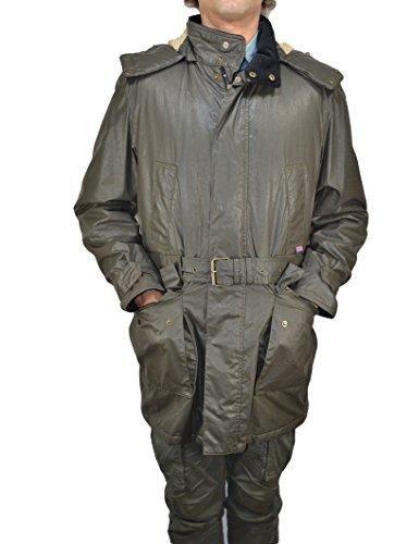 Belstaff Aviator Parka Military, Grün XXL