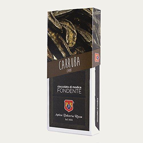 Cioccolato Antica Dolceria Rizza Modica - Cioccolato modicano I.G.P. alla Carruba