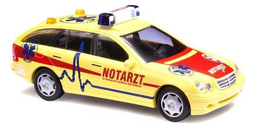 bester Test von toyota avensis adac Bush 49173 – Mercedes C-Klasse, Modell T, Krankenwagenarzt