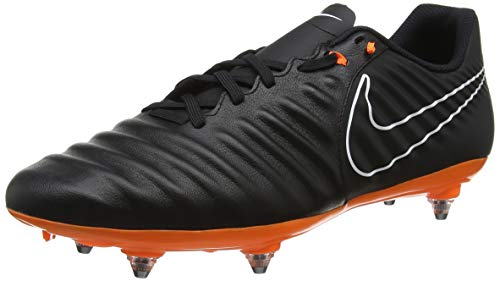 Nike Tiempo Legend VII Academy SG, Scarpe da Fitness Uomo, Multicolore (Black/Total Orange-b 080), 42.5 EU