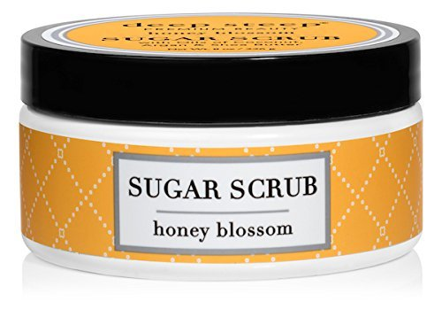 Gommage au sucre raide, 8 oz, fleur de miel