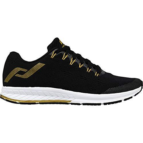 Nike Damen Oz 2.1 Laufschuh, Black/Gold, 37 EU
