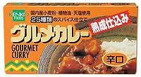 健康フーズのグルメカレールウ(辛口)120g×4個 JAN: 4973044100042