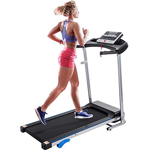 Merax Electric Folding Treadmill Motorized Running Machine