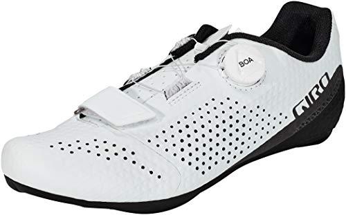 Giro Cadet - Zapatillas de carretera para hombre, color blanco (2021), talla 50