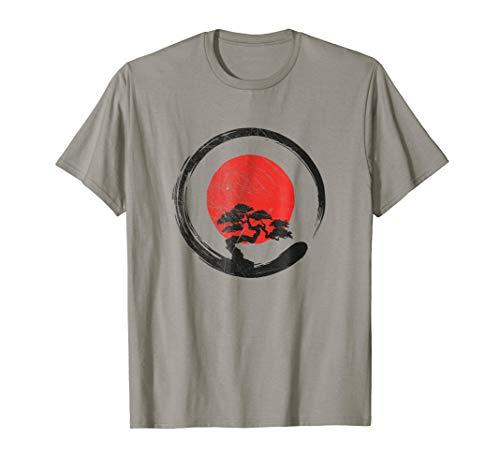 Buddhism Spiritual - Buddha Zen Enso Circle Buddhist T-Shirt