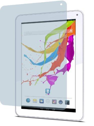 4ProTec I 2X Odys Neo Quad 10 ENTSPIEGELNDE Premium Bildschirmschutzfolie Displayschutzfolie Schutzhülle Bildschirmschutz Bildschirmfolie Folie