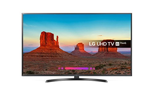 bon à choisir TV LED 4K 126 cm LG 50UK6470 TV LCD 50 pouces TV connectée: Smart TV Netflix TNT / Câble / Satellite Tuner