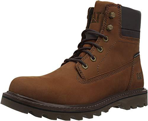 Cat Footwear DEPLETE WP, Botas Clasicas Hombre, Brown, 40 EU